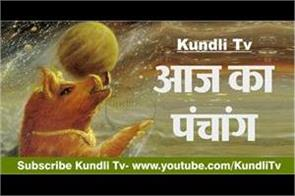 kundli tv todays calendar 12th september 2018