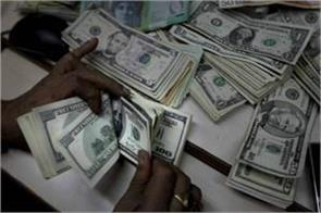 foreign exchange reserves rises for the second week