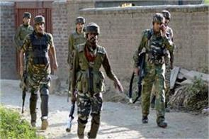 search operations of security forces in kashmir
