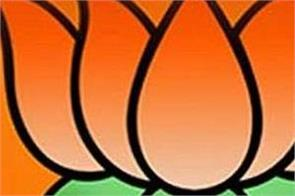 extension of bjp s organizational structure in punjab