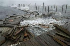 florence hurricane lie 8 lives rain and strong winds hit