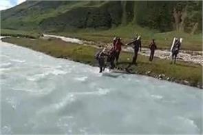 death of a climber in bhojwasa