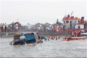 indonesia at least 13 deaths in boat ferry accident