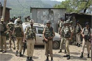 police attack on srinagar national highway