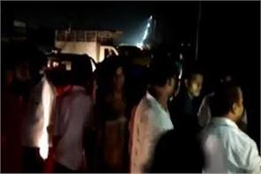 6 people drowned while missing a statue in gomti river