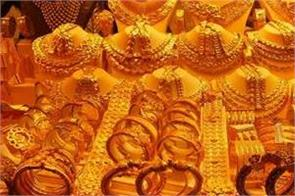 gold futures up by rs 31 000 by festive demand and rupee fall