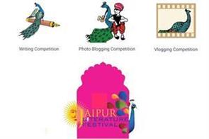 jaipur literature festival celebrates a great start in houston