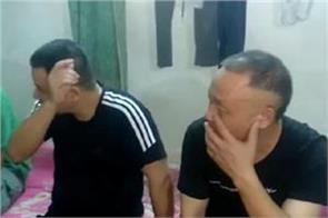 chinese citizens streets of meerut killing vehicles in a drunken car