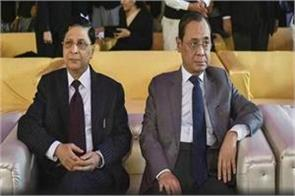 cji deepak mishra recommended as the successor of justice gogoi