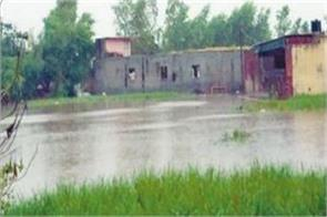 lack of millions of farmers from heavy rain
