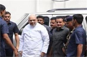 amit shah life threat before election