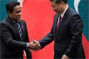 india boycotts inauguration of china funded bridge in maldives