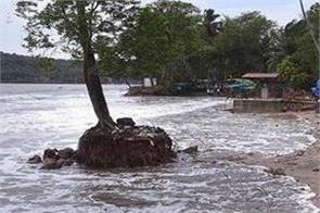 heavy rain in odasha
