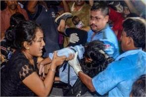 kolkata bridge accident bjp rupa ganguly metro rail project