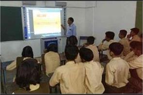 schools in the smart board