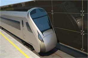 first semihigh speed train to be run between delhi bhopal