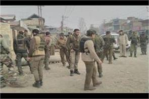 gernade attack in pulwama jawam injured