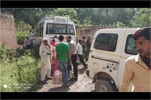 accident in rajouri 11 injured