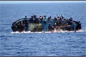migrant crisis scores drown off libyan coast