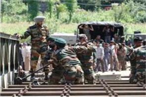 army created bridge for school children