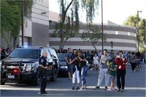 1 man dead in north las vegas school shooting
