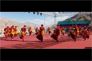 ladakhi festivel make news world record