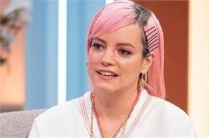 lily allen reveals she slept with female escorts during sheezus tour