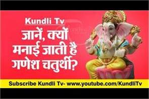 know why ganesh chaturthi is celebrated