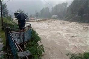 schools closed in bani due to heavy rain
