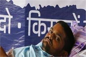 paas hardik will give up water if govt does not start talks