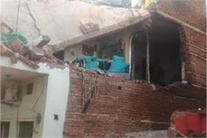 blast in home in gwalior