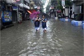 warning of heavy rains in uttarakhand