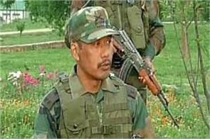 major gogoi transfer in srinagar case