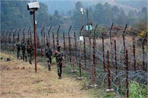 pakistan broke ceasefire in karnah sector