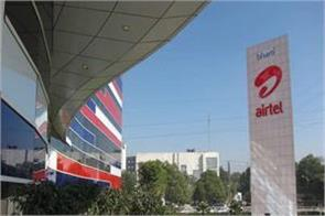 airtel slips from top spot