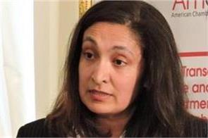 indian american diplomat uzra zeya quits state department