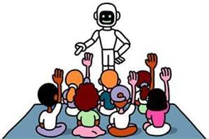 will the teacher become a robot
