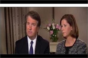 judge kavanaugh wife speak about sexual allegations