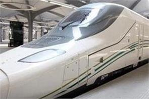 saudi arabia opens high speed rail linking islam s holy cities