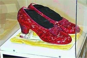 judy garland s ruby slippers found 13 years after being stolen