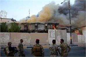 three mortars blamed in baghdad no casualties