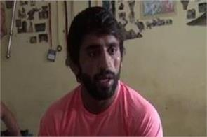 angry wrestler bajrang poonia warned of going to court