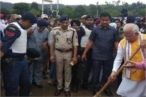 haryana s cm manohar lal visits jammu