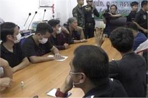 12 thais arrested for sharing facebook post on rape
