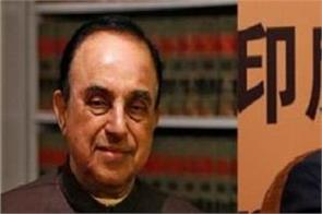 subramanian swamy attack on jaitley