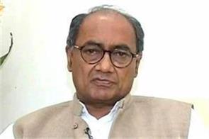 digvijay praises babulal gaur for joining kamal nath s program