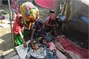 three children died from daria in katihar health department unaware