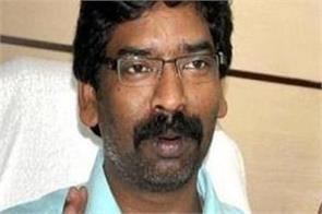 hemant soren s statement on lok sabha elections our opinion is to exclude bjp