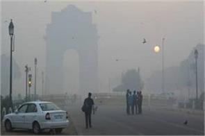 delhi air started deteriorating again