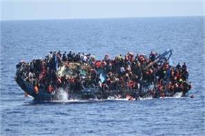 libya more than 100 people killed this month due to sinking of boats